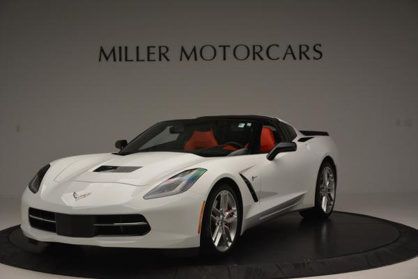 Used 2014 Chevrolet Corvette Stingray Z51 for sale Sold at Maserati of Westport in Westport CT 06880 1
