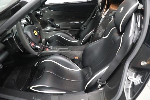 Used 2014 Ferrari LaFerrari for sale Call for price at Maserati of Westport in Westport CT 06880 15