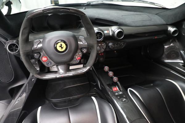 Used 2014 Ferrari LaFerrari for sale Call for price at Maserati of Westport in Westport CT 06880 17