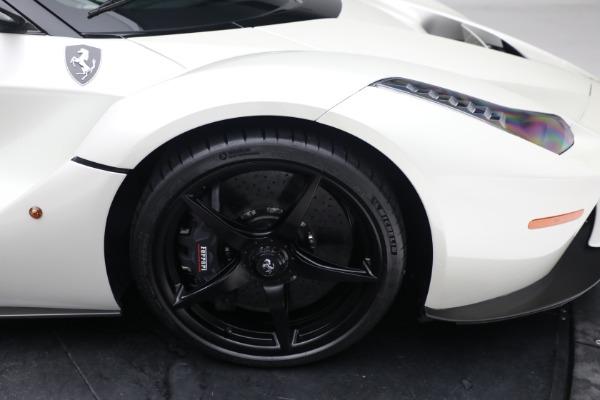 Used 2014 Ferrari LaFerrari for sale Call for price at Maserati of Westport in Westport CT 06880 24