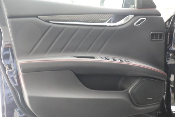 New 2022 Maserati Ghibli Modena Q4 for sale $103,855 at Maserati of Westport in Westport CT 06880 15