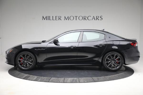 New 2022 Maserati Ghibli Modena Q4 for sale $103,855 at Maserati of Westport in Westport CT 06880 3