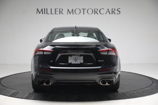 New 2022 Maserati Ghibli Modena Q4 for sale $103,855 at Maserati of Westport in Westport CT 06880 6