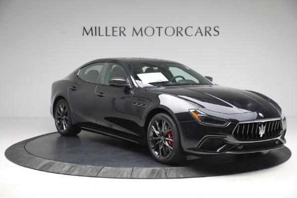 New 2022 Maserati Ghibli Modena Q4 for sale $103,855 at Maserati of Westport in Westport CT 06880 11