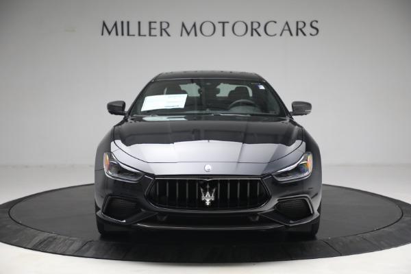 New 2022 Maserati Ghibli Modena Q4 for sale $103,855 at Maserati of Westport in Westport CT 06880 12