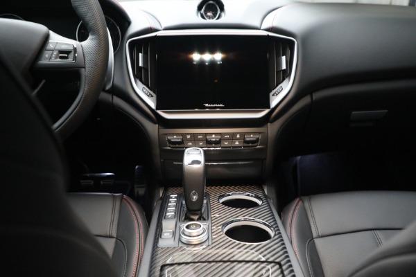 New 2022 Maserati Ghibli Modena Q4 for sale $103,855 at Maserati of Westport in Westport CT 06880 18