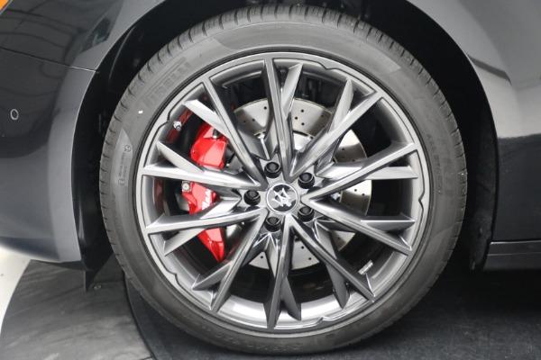 New 2022 Maserati Ghibli Modena Q4 for sale $103,855 at Maserati of Westport in Westport CT 06880 20