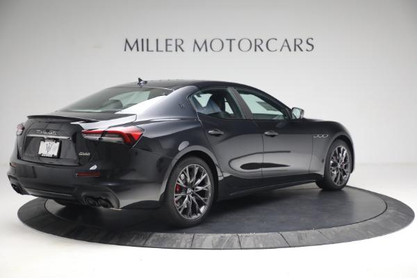 New 2022 Maserati Ghibli Modena Q4 for sale $103,855 at Maserati of Westport in Westport CT 06880 8