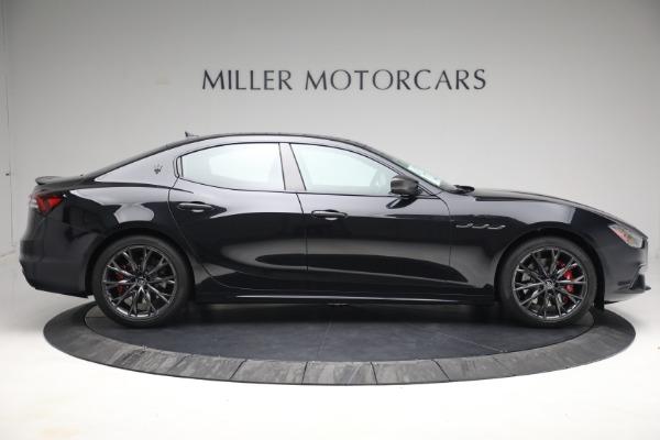 New 2022 Maserati Ghibli Modena Q4 for sale $103,855 at Maserati of Westport in Westport CT 06880 9
