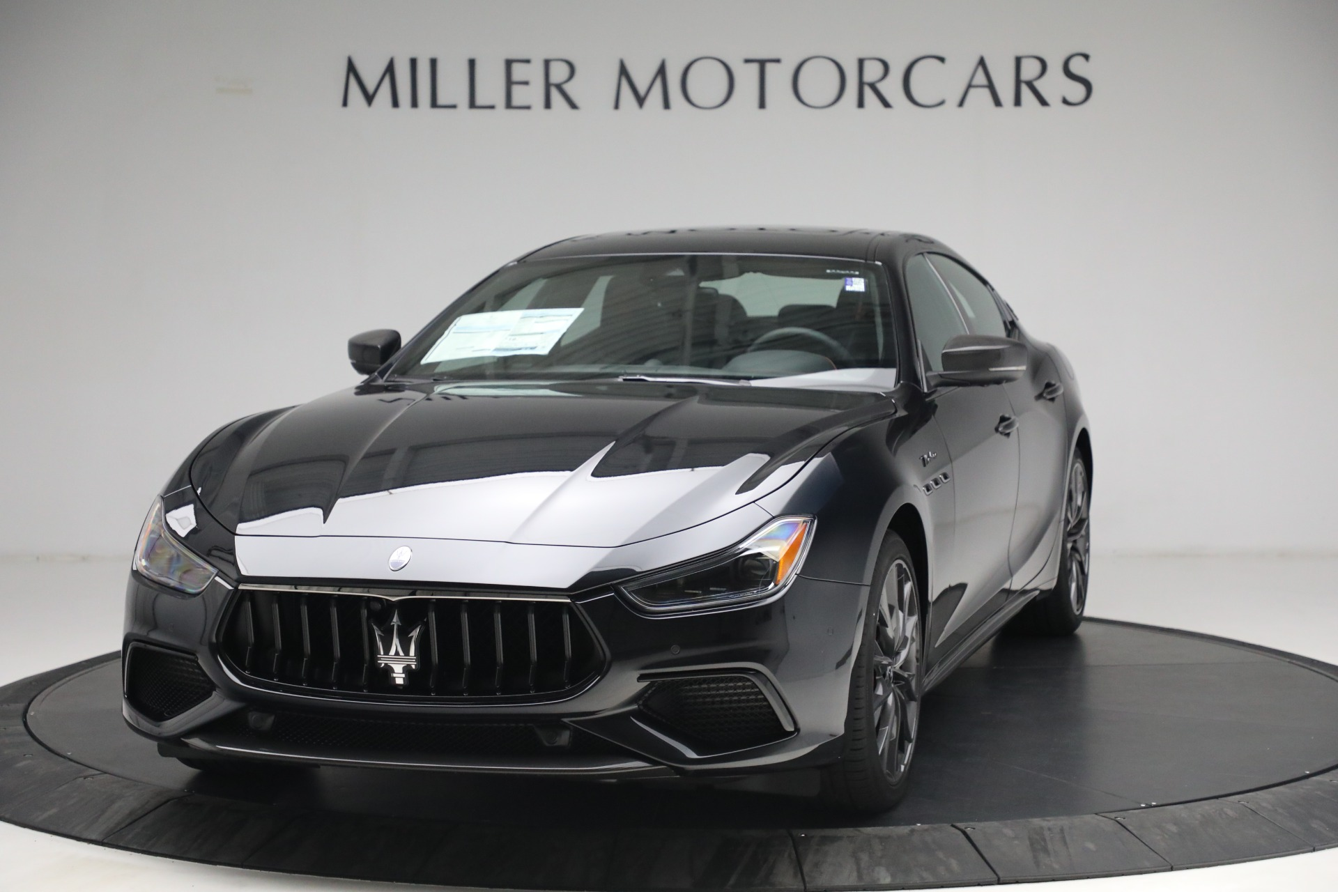 New 2022 Maserati Ghibli Modena Q4 for sale $103,855 at Maserati of Westport in Westport CT 06880 1