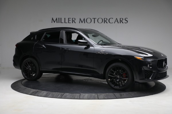 New 2022 Maserati Levante GT for sale Call for price at Maserati of Westport in Westport CT 06880 10