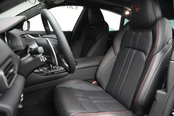 New 2022 Maserati Levante GT for sale Call for price at Maserati of Westport in Westport CT 06880 15