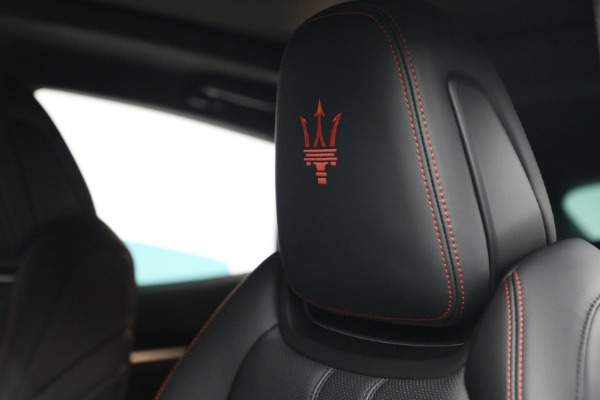 New 2022 Maserati Levante GT for sale Call for price at Maserati of Westport in Westport CT 06880 16
