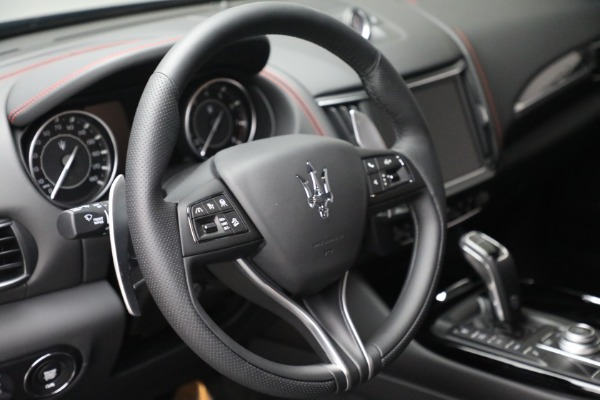 New 2022 Maserati Levante GT for sale Call for price at Maserati of Westport in Westport CT 06880 17