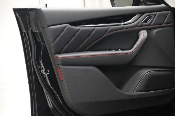 New 2022 Maserati Levante GT for sale Call for price at Maserati of Westport in Westport CT 06880 19