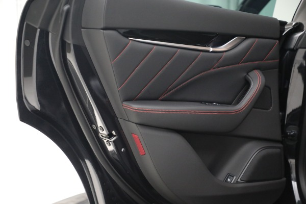 New 2022 Maserati Levante GT for sale Call for price at Maserati of Westport in Westport CT 06880 23