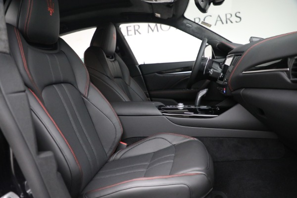 New 2022 Maserati Levante GT for sale Call for price at Maserati of Westport in Westport CT 06880 25