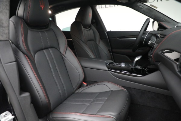 New 2022 Maserati Levante GT for sale Call for price at Maserati of Westport in Westport CT 06880 26