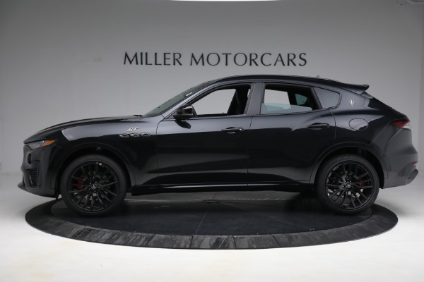 New 2022 Maserati Levante GT for sale Call for price at Maserati of Westport in Westport CT 06880 3