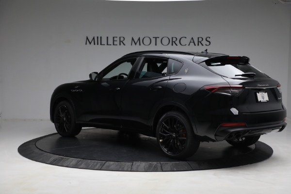New 2022 Maserati Levante GT for sale Call for price at Maserati of Westport in Westport CT 06880 4