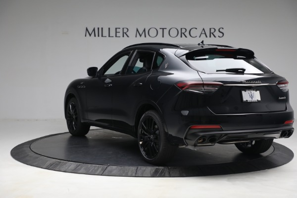 New 2022 Maserati Levante GT for sale Call for price at Maserati of Westport in Westport CT 06880 5