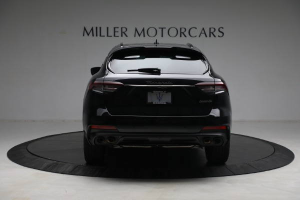 New 2022 Maserati Levante GT for sale Call for price at Maserati of Westport in Westport CT 06880 6