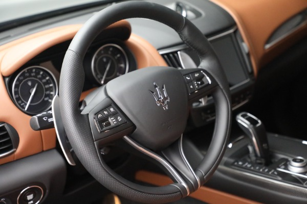 New 2022 Maserati Levante Modena for sale $104,545 at Maserati of Westport in Westport CT 06880 17