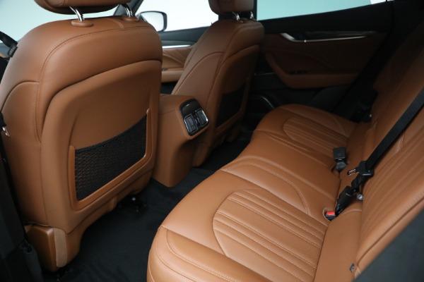 New 2022 Maserati Levante Modena for sale $104,545 at Maserati of Westport in Westport CT 06880 21