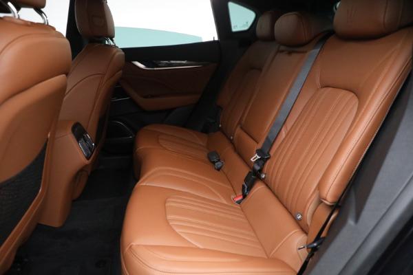 New 2022 Maserati Levante Modena for sale $104,545 at Maserati of Westport in Westport CT 06880 22