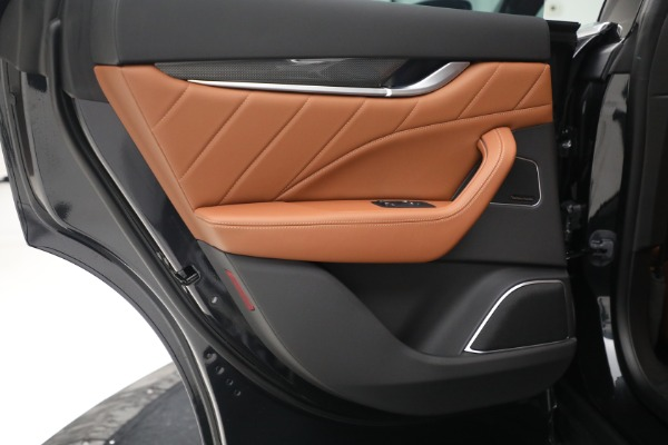 New 2022 Maserati Levante Modena for sale $104,545 at Maserati of Westport in Westport CT 06880 23