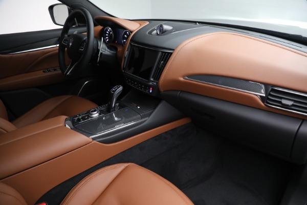New 2022 Maserati Levante Modena for sale $104,545 at Maserati of Westport in Westport CT 06880 24
