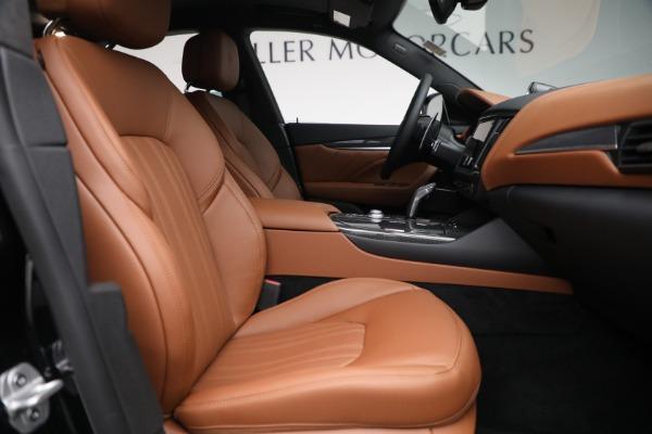 New 2022 Maserati Levante Modena for sale $104,545 at Maserati of Westport in Westport CT 06880 25