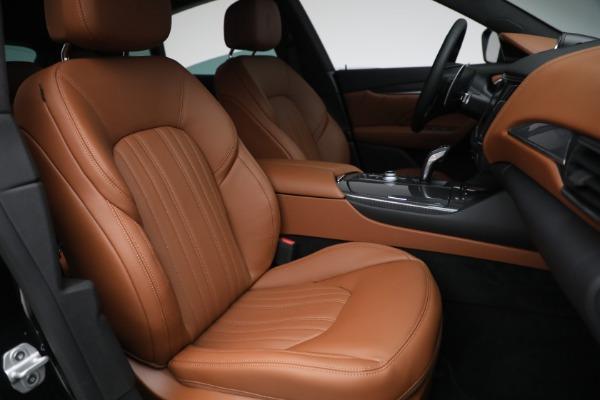 New 2022 Maserati Levante Modena for sale $104,545 at Maserati of Westport in Westport CT 06880 26