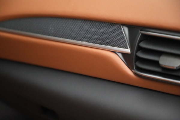 New 2022 Maserati Levante Modena for sale $104,545 at Maserati of Westport in Westport CT 06880 27