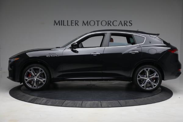 New 2022 Maserati Levante Modena for sale $104,545 at Maserati of Westport in Westport CT 06880 3