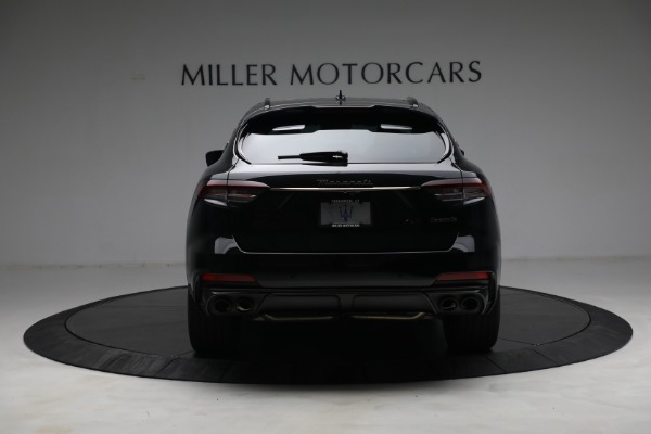 New 2022 Maserati Levante Modena for sale $104,545 at Maserati of Westport in Westport CT 06880 6