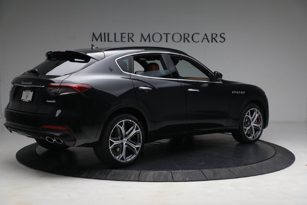 New 2022 Maserati Levante Modena for sale $104,545 at Maserati of Westport in Westport CT 06880 8