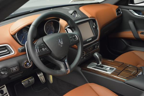 New 2016 Maserati Ghibli S Q4 for sale Sold at Maserati of Westport in Westport CT 06880 13