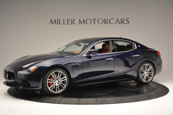 New 2016 Maserati Ghibli S Q4 for sale Sold at Maserati of Westport in Westport CT 06880 2
