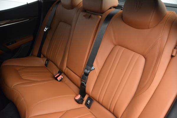 New 2016 Maserati Ghibli S Q4 for sale Sold at Maserati of Westport in Westport CT 06880 24