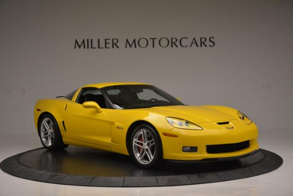 Used 2006 Chevrolet Corvette Z06 Hardtop for sale Sold at Maserati of Westport in Westport CT 06880 10