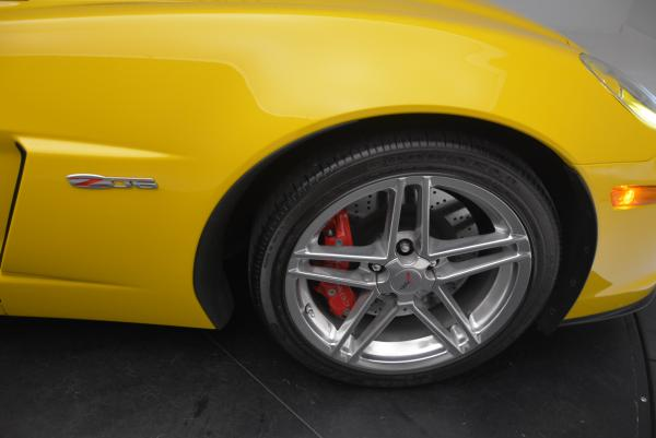 Used 2006 Chevrolet Corvette Z06 Hardtop for sale Sold at Maserati of Westport in Westport CT 06880 18