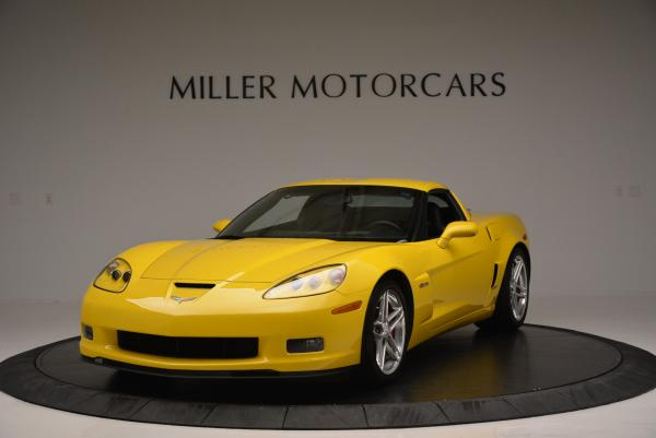 Used 2006 Chevrolet Corvette Z06 Hardtop for sale Sold at Maserati of Westport in Westport CT 06880 2