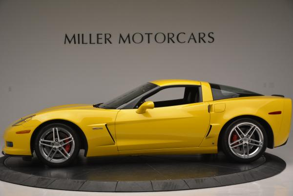 Used 2006 Chevrolet Corvette Z06 Hardtop for sale Sold at Maserati of Westport in Westport CT 06880 3