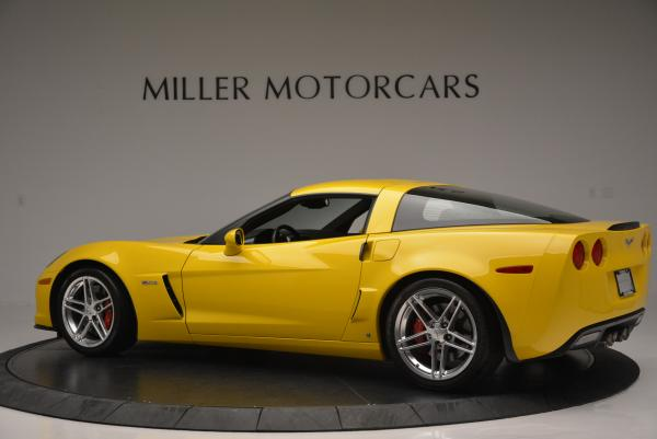 Used 2006 Chevrolet Corvette Z06 Hardtop for sale Sold at Maserati of Westport in Westport CT 06880 4
