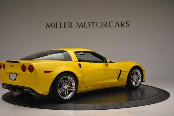 Used 2006 Chevrolet Corvette Z06 Hardtop for sale Sold at Maserati of Westport in Westport CT 06880 7