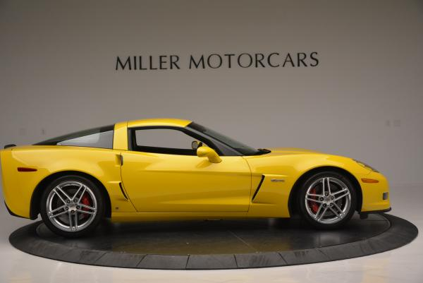 Used 2006 Chevrolet Corvette Z06 Hardtop for sale Sold at Maserati of Westport in Westport CT 06880 8