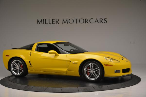 Used 2006 Chevrolet Corvette Z06 Hardtop for sale Sold at Maserati of Westport in Westport CT 06880 9