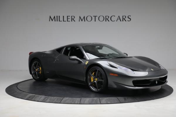 Used 2011 Ferrari 458 Italia for sale $229,900 at Maserati of Westport in Westport CT 06880 10