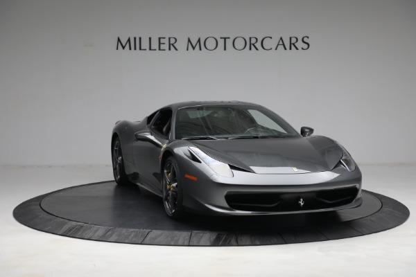 Used 2011 Ferrari 458 Italia for sale $229,900 at Maserati of Westport in Westport CT 06880 11